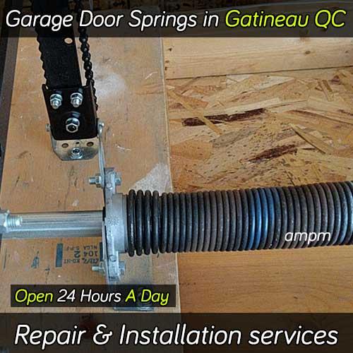 24hr garage door spring repair gatineau quebec broken or snapped broken garage door spring solutioingenieria Images